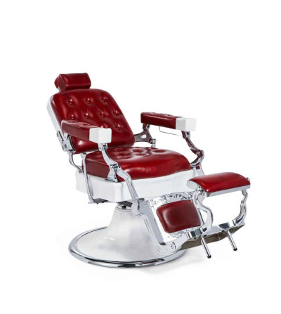 Fauteuil barbier Tommy Lee