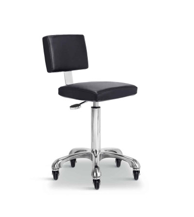 Stool Levitt Black