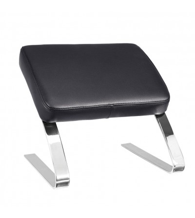 Footrest for washing unit or styling chair for hair salon