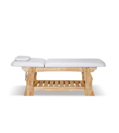 Premium massage table of highest quality for beauty salon and SPA.